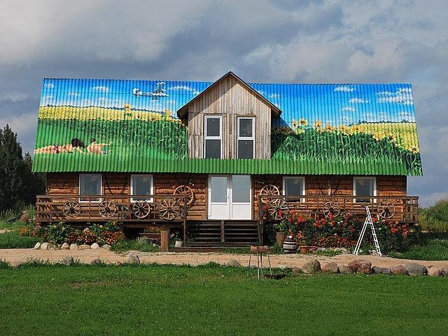 художественная роспись в беларуси