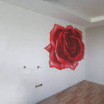 роспись стен 3д