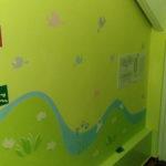 художественная роспись стен в детском саду минск