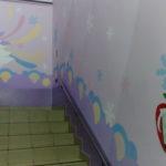 роспись стен в детском саду минск