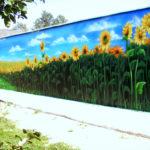 роспись заборов в минске