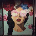 Роспись стен в Минске салон красоты